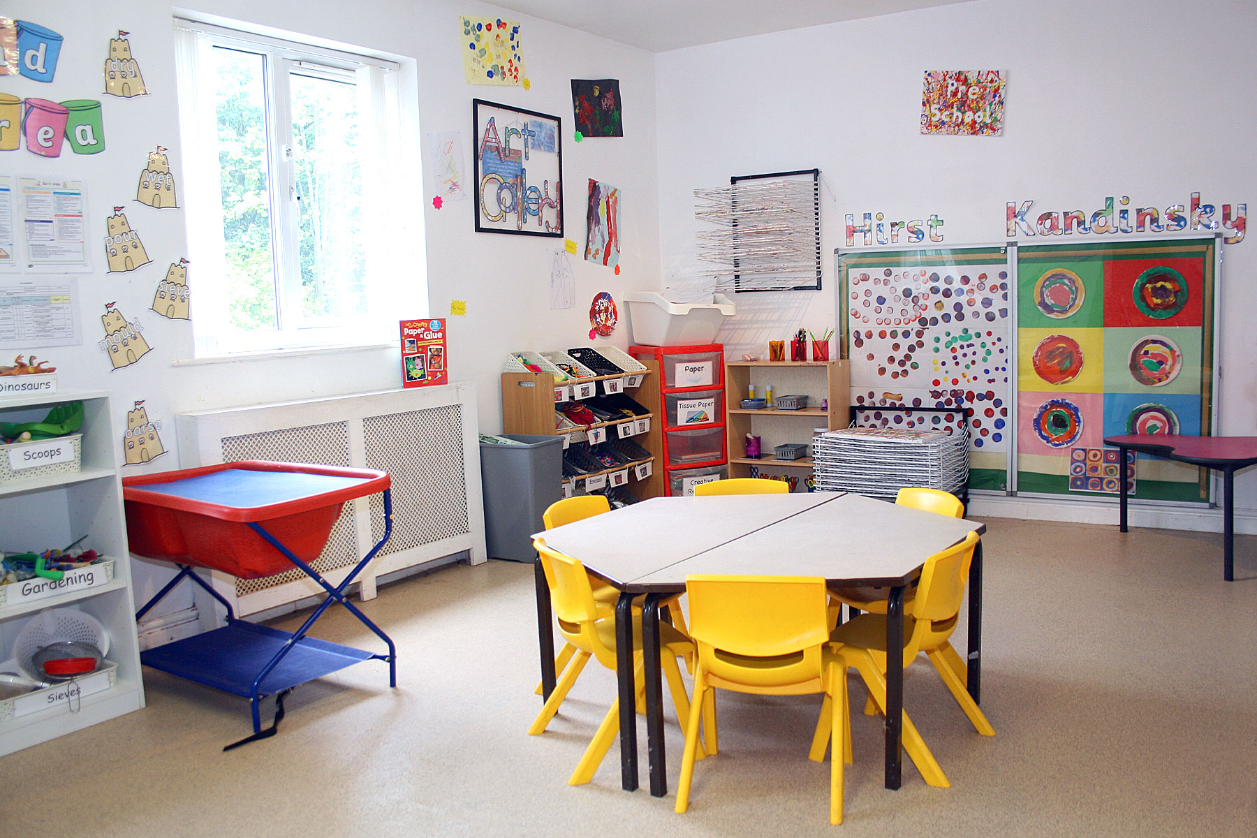 St Joseph's Nursery - Childcare and Pre-School in Barnsley